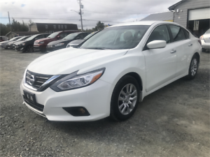 2018 Nissan Altima 2.5 S *Warranty*  $130 Bi-Weekly OAC