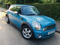 2009 Mini One (Full Service History