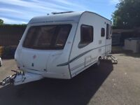 ABBEY AVENTURA 325- 2005- 4 BERTH- END CHANGING ROOM- MOTOR MOVER
