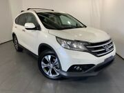 2014 Honda CR-V RM MY15 VTi-L 4WD White 5 Speed Sports Automatic Wagon Elizabeth Playford Area Preview