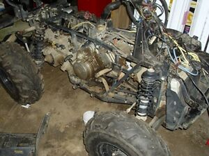 Polaris ATV Parts/Pieces VTT Polaris