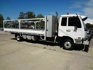 2005 Nissan UD MK Series 240 White Truck Wacol Brisbane South West Preview