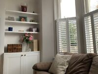 Homeswap 1 Bed Wandsworth Common private garden for 2/3 bed