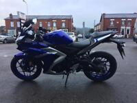 YAMAHA YZF R3 DELIVERY ARRANGED FINANCE AVAILABLE 1 OWNER