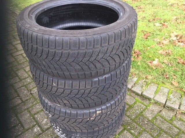 Winter tyres for sale 225 x 45 x 17