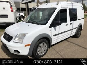 2011 Ford Transit Connect XLT - Shelving & Partition included