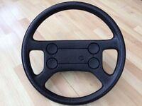 VW Golf Mk1 Classic 4-Spoke Steering Wheel Part Number 191419091G