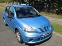 Citroen C3 desire 1.4 petrol very economical to insure and run very reliable car