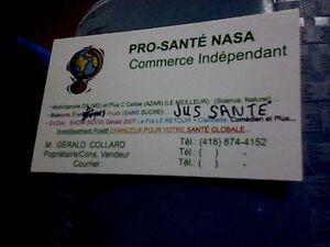 PRO-SANTÉ NASA Commerce Indépendant Lac-Saint-Jean Saguenay-Lac-Saint-Jean image 1