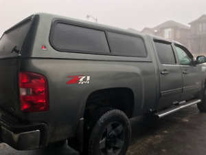 2011 Chev crew cab and plow