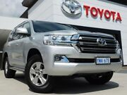 2018 Toyota Landcruiser VDJ200R MY16 GXL (4x4) Silver 6 Speed Automatic Wagon Greenway Tuggeranong Preview