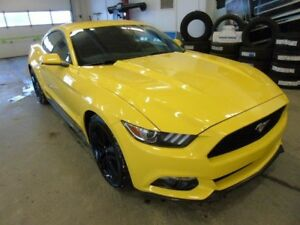 2015 Ford Mustang EcoBoost (Bluetooth, Back Up Camera, Sport...