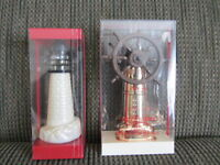 2 Old Spice Nautical Collector Decanters $6.00 each