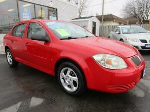 2007 PONTIAC G5 * ONLY 119,000 KMS * AUTOMATIC * GAS SAVER !!!