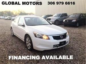 2009 HONDA ACCORD SEDAN EX -PST PAID - FINANCING AVAILABLE