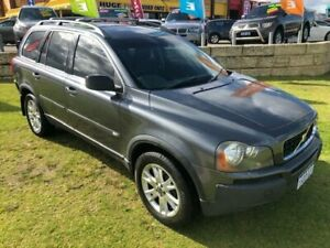 2005 Volvo XC90 P28 MY05 T6 Grey 4 Speed Sports Automatic Wagon Wangara Wanneroo Area Preview