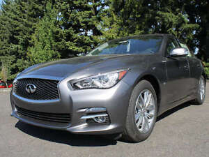 2014 Infiniti Q50 Q4XG74 Premium Sedan with GPS system