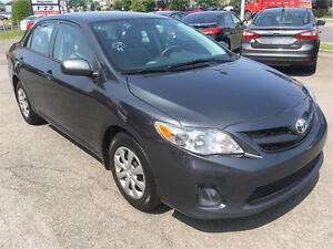 2012 Toyota Corolla CE A/C VITRES ELECT SEIGES CHAUFF BLUETOOTH