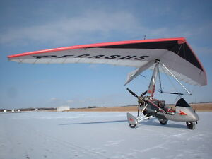 Trike Flight Training Moose Jaw Regina Area image 4