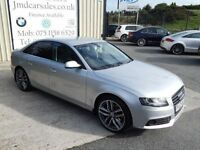 AUDI A4 2.0 TDI AUTO (FINANCE & WARRANTY AVAILABLE) (silver) 2009