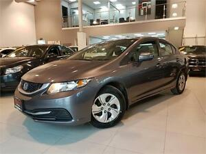 2014 Honda Civic Sedan LX-AUTOMATIC-HEATED SEATS-FULL OPTIONS