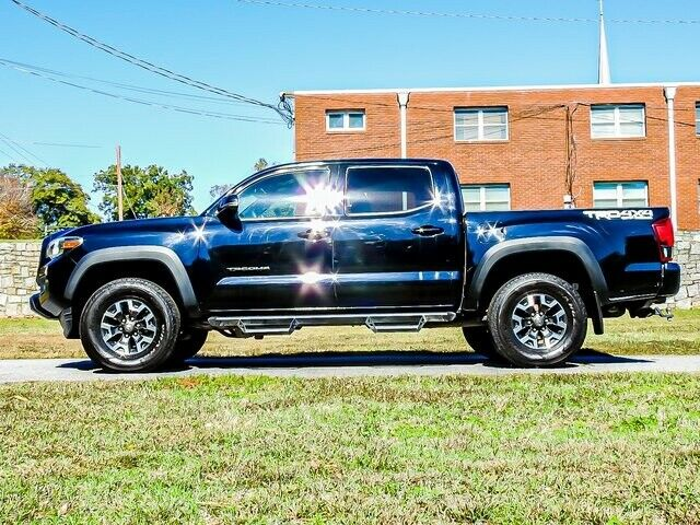 Image 5 Voiture American used Toyota Tacoma 2018