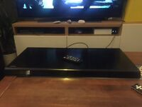 Samsung surround sound bar system with remote control