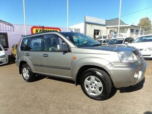 2002 Nissan X-Trail T30 ST (4x4) Silver 4 Speed Automatic Wagon North St Marys Penrith Area Preview