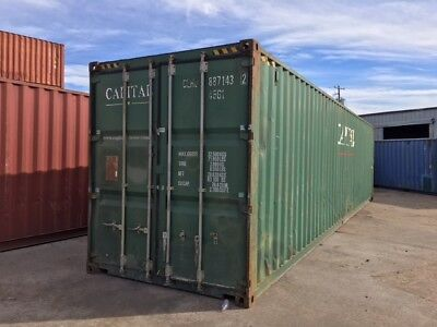 40 Used Hc Shipping Storage Container Houston Tx