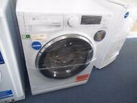 SPECIAL OFFER EX DISPLAY WHITE 9 KG 1600 SPIN HOTPOINT WASHING MACHINE REF: 11353