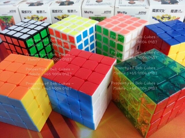 = Moyu Aosu 4x4 (62mm) for sale ! Brand New Cube !
