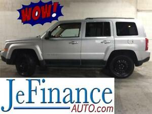 2011 Jeep Patriot North 51$/SEM 0$ COMPTANT 100% APPROUVÉ