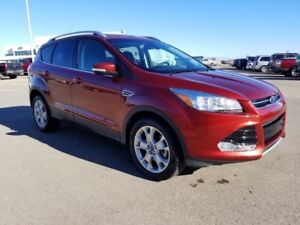 2016 Ford Escape Titanium (Backup Cam, Push Button Start, Heated