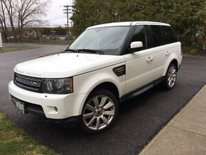 2013 Range Rover Sport HSE  (Land Rover)