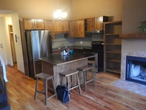 Squirrel St 1 Bedroom Condo + covered parking and storage