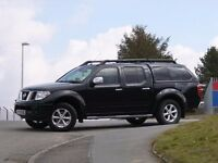 Nissan Navara- LONG WAY DOWN upgraded specification - non-runner
