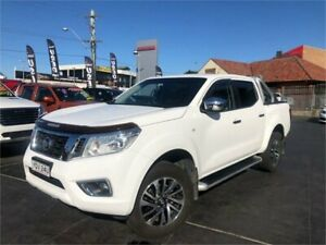 2016 Nissan Navara D23 S2 ST White Sports Automatic Utility Lansvale Liverpool Area Preview