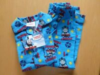 BRAND NEW Thomas the Tank Engine Boys Pyjamas