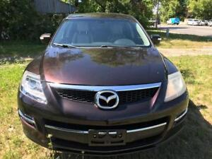 2008 MAZDA CX-9 W/ PW, PL, LEATHER, A/C, AND MUCH MORE