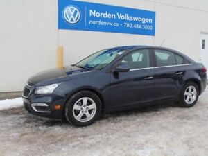 2016 Chevrolet Cruze LIMITED - LEATHER / SUNROOF