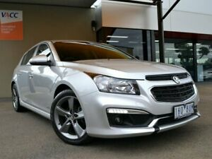 2016 Holden Cruze JH Series II MY16 SRI Z-Series Silver 6 Speed Sports Automatic Hatchback Fawkner Moreland Area Preview