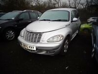 2005 Chrysler P.T. Cruiser MOT'd June Great Driver £295