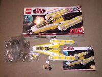LEGO Star Wars 8037 : Y-Wing Starfighter