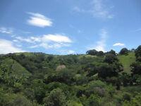 2 terrains situés à Atenas, Costa Rica