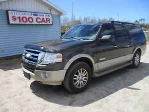2008 Ford Expedition Max 4WD 4dr Eddie Bauer