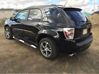 2008 Chevrolet Equinox LT loaded LEATHER/ROOF $99 b/w