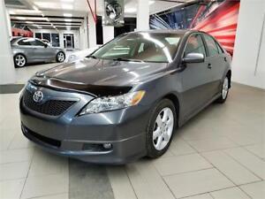 2009 Toyota Camry SE, 65$/sem. TAXES+INTÉRÊTS INCLUS!
