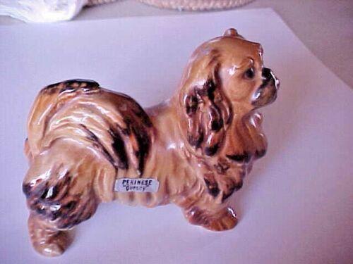 "VTG Goebel West Germany  Hummel Pekingese Dog Figurine ""QUEENY"""