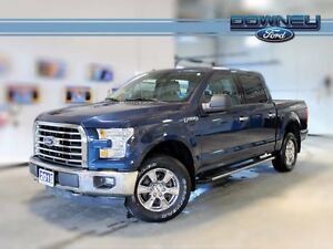 2015 Ford F-150 XLT, 300A XTR, TOW PKGE, 5.0L, BACKUP CAMERA