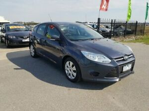 2012 Ford Focus LW Ambiente Grey 6 Speed Automatic Hatchback Officer Cardinia Area Preview